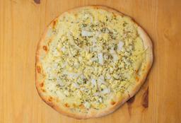 Pizza Roquefort & Huevo