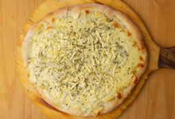 Pizza Cebolla & Provolone