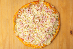 Pizza Provolone & Panceta