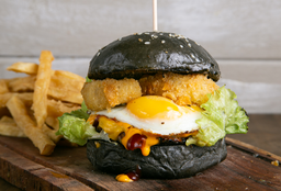 Burger la Caabrona
