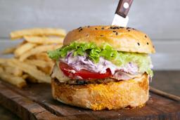 Burger la Simplona