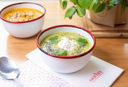Sopa de Zucchini