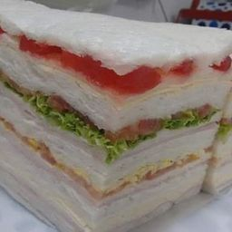 Sándwiches Triples Berenjena & Tomate x 12