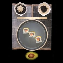 Tabla Tropical Roll 12 Piezas