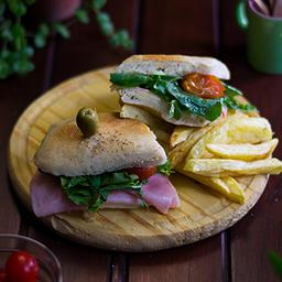 Sándwich Especial de Campo