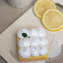 Cuadrado Lemon Pie