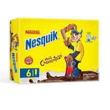 Helados Nesquick X6