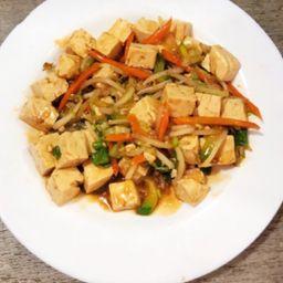 Tofu de Verduras