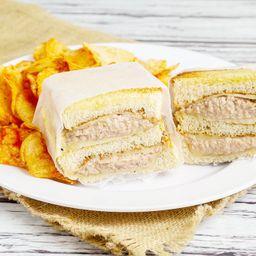 Sándwich de Atun Melt