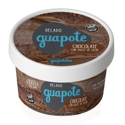 Guapote Chocolate con Dulce de Leche