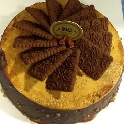 Torta Helada Chocotorta