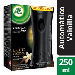 Combo 2U Desodorante De Ambiente Air Wick Matic Vainilla