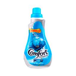 Combo 2U Comfort Suavizante Concentrado Botella Clásico 1 L