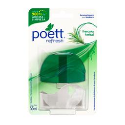 Combo 2U Canasta Liq P/Inod Poett Refr Full Herbal 55Ml