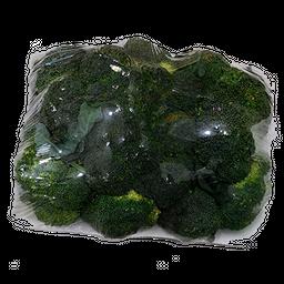 Brócoli en bandeja