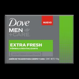 Combo 3U Dove Men+Care Jab Extra Fresh 48X90G