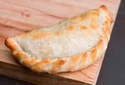 Empanada de Queso y Cebolla Souffle