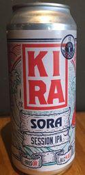 Cerveza Kira Session Ipa