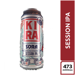 Kira Session Ipa 473 ml