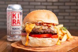 Combo 1 American Burger