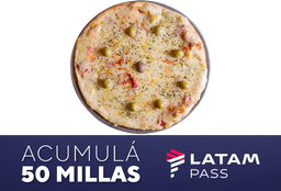 Latam Pass - Pizza Mozzarella