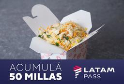 Latam Pass - Chao Fan con Pollo