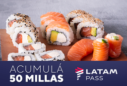 Latam Pass - Full Salmón- 45 Pzas