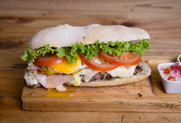 Sándwich de Bife de Chorizo Extra Grande