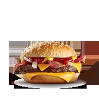 Cuarto de Libra con Bacon