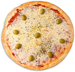 3 Pizzas de Muzzarella