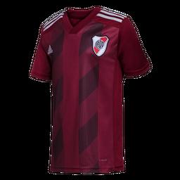 Camiseta Visitante Club Atlético River Plate Niños