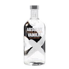 Vodka Absolut Vainilla 750Cc