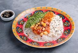 🍣Mes del Amigo - Sushi Salad Salmón Furuti