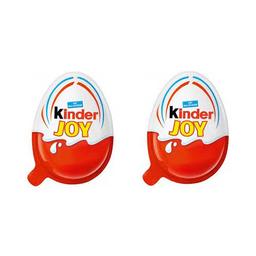 Combo 3U Huevo Kinder Joy 20 Gr