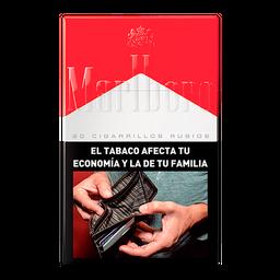 Cigarrillos Marlboro Red Box 20U