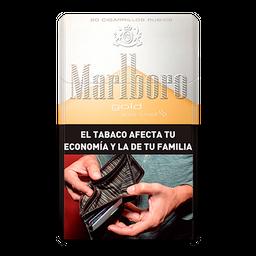 Cigarrillos Marlboro Gold Box 20U