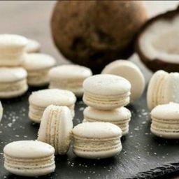 Macaron de Coco