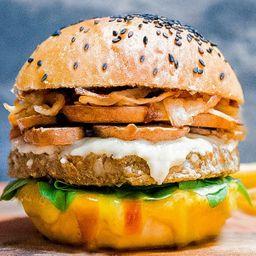 White Power Burger