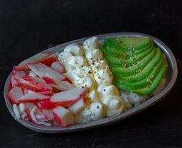 Sushi Salad de Kanikama