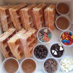 Kit para Crear Waffles Ddl Divertidos