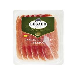 Jamon Crudo Iberico Cebo E & Legado Bli 60 Gr