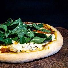 Pizza de Rúcula
