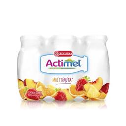 Leche Fermentada Actimel Multifruta 600 Ml
