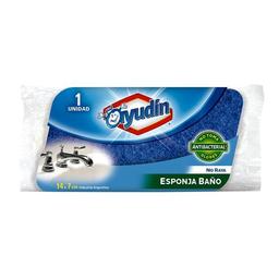 Esponja Baño Ayudin Bol 1 Uni