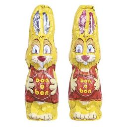 Conejo De Chocolate Bon O Bon Paquete 50 Gr