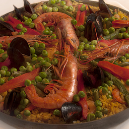 Gran Paella Valenciana para 4