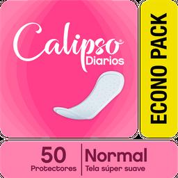 2 u Calipso Protectores Diarios Anatómico