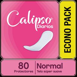 2 u Calipso Protectores Diarios Anatómicos