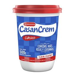 Queso Crema Regular Casancrem Pot 500 Gr