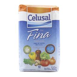 Celusal Sal Fina Paquete